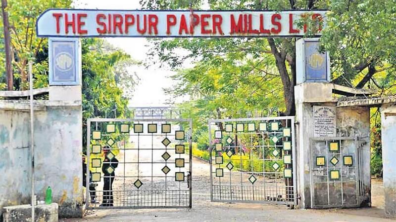 the sirpur paper mills